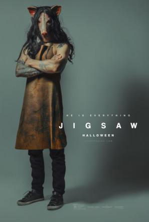 Jigsaw poster #1483605