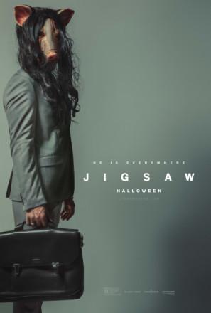 Jigsaw poster #1483608