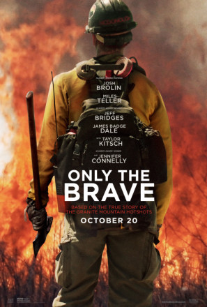 Only the Brave poster #1483614