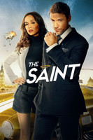 The Saint movie poster