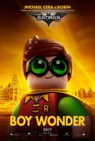 The Lego Batman Movie (2017) movie poster #1483750