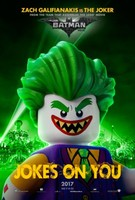The Lego Batman Movie (2017) movie poster #1483752