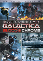 Battlestar Galactica: Blood & Chrome movie poster