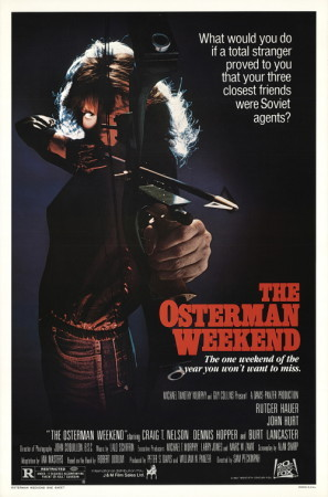 The Osterman Weekend poster #1510224