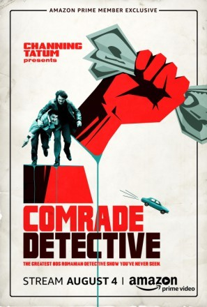 Comrade Detective poster #1510298