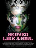 Served Like a Girl (2017) movie posters