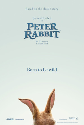 Peter Rabbit poster #1510515