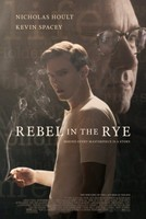 Rebel in the Rye (2017) movie posters