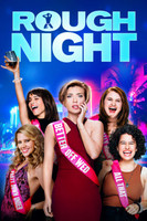 Rough Night (2017) movie posters