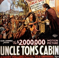 Uncle Tom's Cabin movie poster