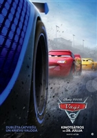 Cars 3  (2017) movie poster #1511240