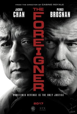 The Foreigner poster #1511292