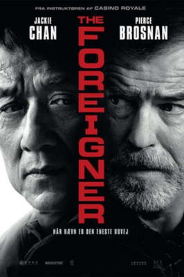 The Foreigner poster #1511293