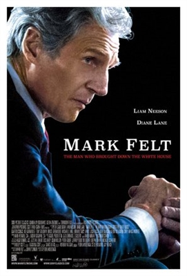 Mark Felt: The Man Who Brought Down the White House poster #1511302