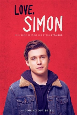 Love, Simon poster #1511378