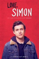 Love, Simon (2018) movie posters