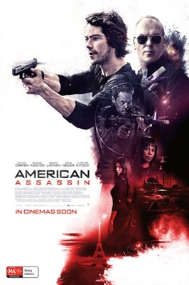 American Assassin poster #1511385
