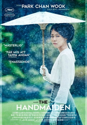 The Handmaiden  poster #1511499