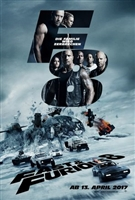 The Fate of the Furious #1511525 movie poster