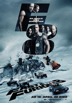 The Fate of the Furious poster #1511526
