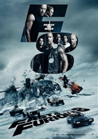 The Fate of the Furious #1511527 movie poster