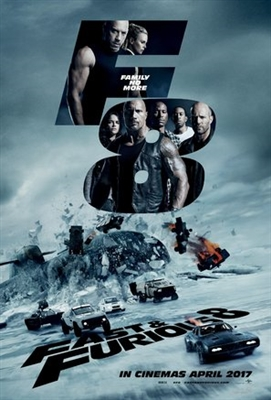 The Fate of the Furious poster #1511528
