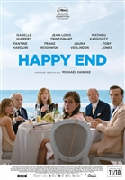 Happy End (2017) movie posters