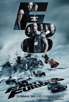 The Fate of the Furious poster #1511583