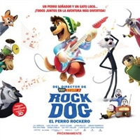 Rock Dog movie poster