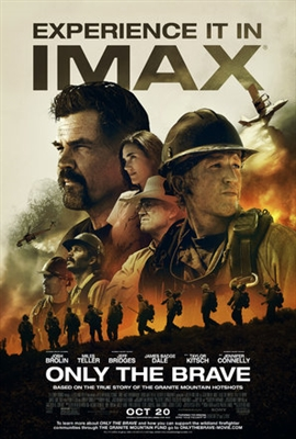 Only the Brave poster #1511618