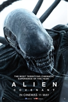 Alien: Covenant  #1511640 movie poster