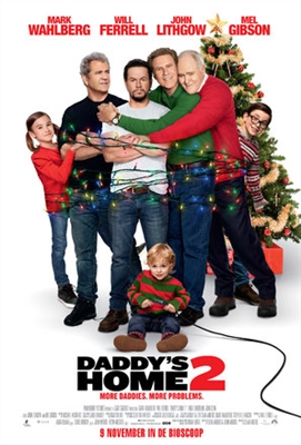 Daddy's Home 2 poster #1511838