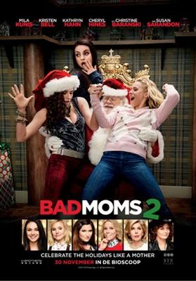 A Bad Moms Christmas poster #1511839