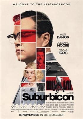 Suburbicon poster #1511848