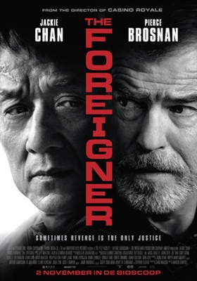 The Foreigner poster #1511849