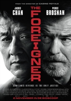 The Foreigner (2017) movie posters