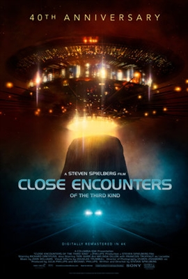 Close Encounters of the Third Kind poster #1511860