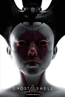 Ghost in the Shell (2017) movie poster #1511875