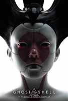 Ghost in the Shell (2017) movie poster #1511877