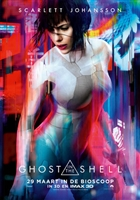 Ghost in the Shell (2017) movie poster #1511880