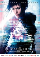Ghost in the Shell (2017) movie poster #1511884