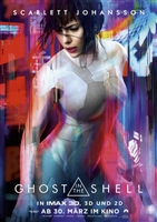 Ghost in the Shell (2017) movie poster #1511885