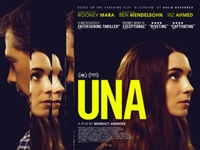 Una (2016) movie posters