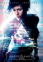 Ghost in the Shell (2017) movie poster #1512054