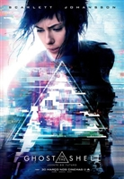 Ghost in the Shell (2017) movie poster #1512055