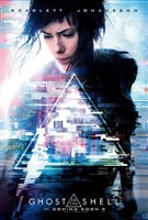 Ghost in the Shell (2017) movie poster #1512056