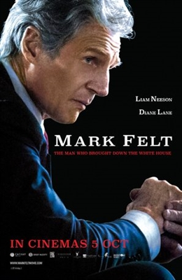 Mark Felt: The Man Who Brought Down the White House poster #1512095