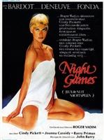 Night Games movie poster