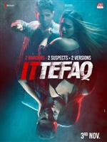 Ittefaq (2017) movie posters