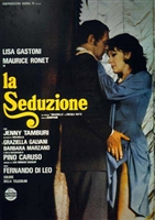 La seduzione movie poster